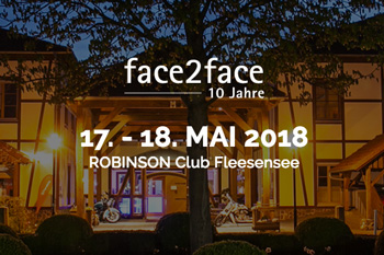 TOPIX auf der face2face 2018